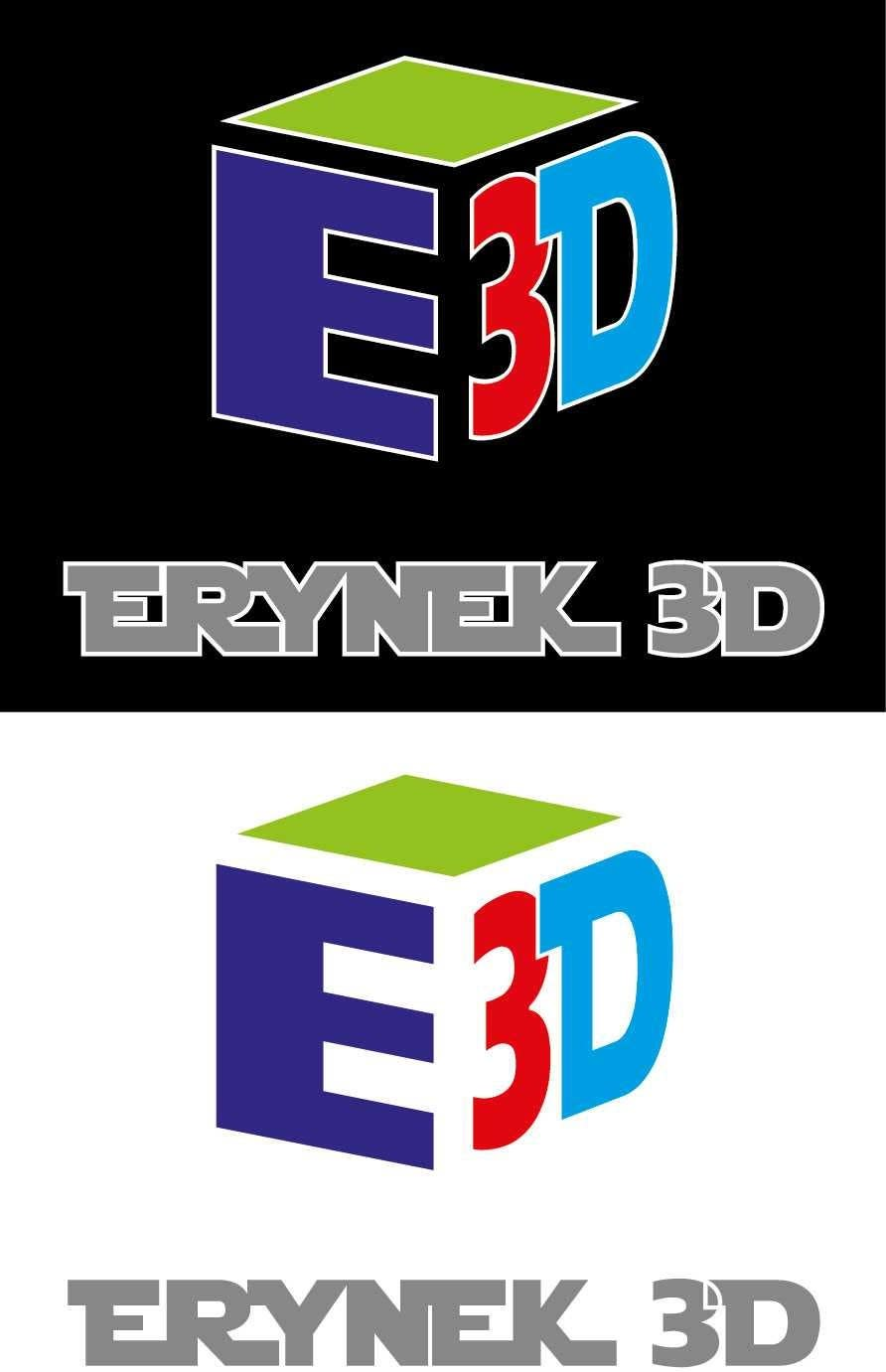 Inscrição nº 56 do Concurso para LOGO CONTEST ERYNEK3D
