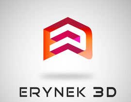 #34 for LOGO CONTEST ERYNEK3D by Vomitus