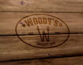 #18 for Woody's Gourmet Eats by AntonVoleanin