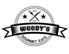#36 for Woody's Gourmet Eats by georgeecstazy