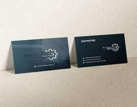 #296 untuk Design Business Cards For Oil and Gas company oleh sumaiyamimma