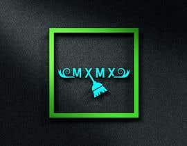 #331 untuk Logo for a MXMX cleaning company oleh hridoyabid874