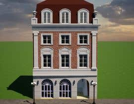 Nro 20 kilpailuun Commercial Building Design käyttäjältä SsArchInt
