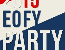 nº 9 pour Design a Flyer for Party! par Marto25