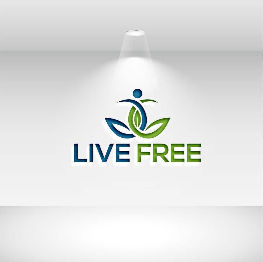 Proposition n°                                        719                                      du concours                                         LOGO CONTEST: X LIVE FREE