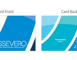 #54 cho Design some Business Cards for Assevero bởi NexusDezign