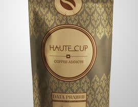 #17 for Create a packaging design for coffee pouches af vdragoiu