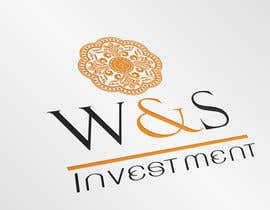 #21 cho Design a Logo for W&S Investments bởi webcreateur