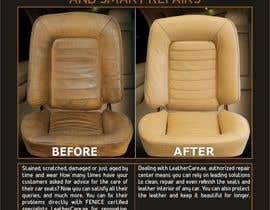 #12 cho Design a Flyer for Car Interior Leather Restoration and Fabric Cleaning bởi igraphicdesigner