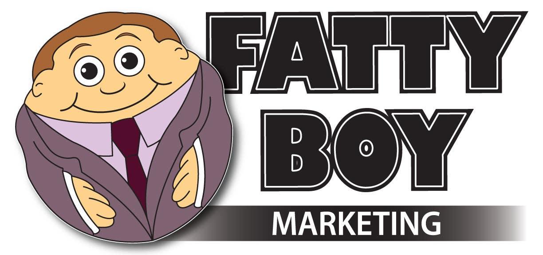 """Contest Entry #                                        7                                      for                                         Design a Logo for """"Fatty Boy Marketing"""""""