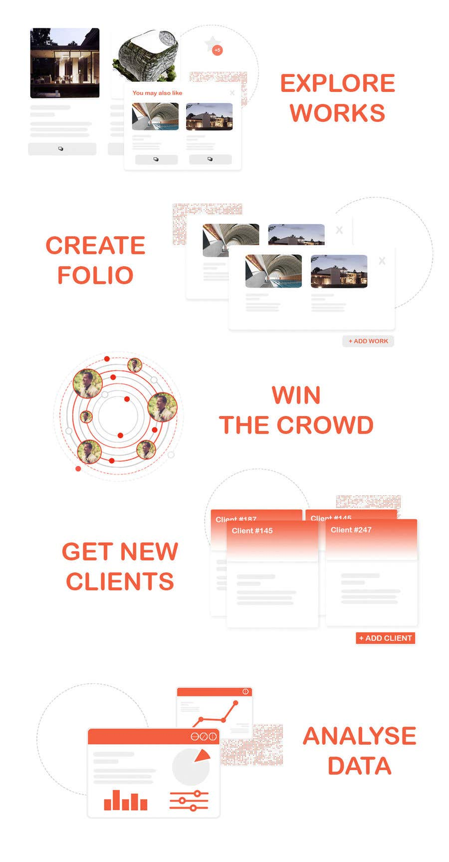 Contest Entry #                                        33                                      for                                         Landing pages content creation for a website