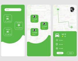 khanma886 tarafından On demand Truck share ride mobile app için no 40