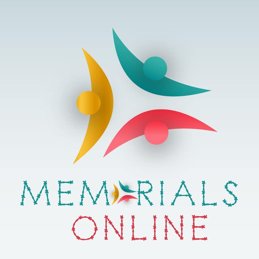 Contest Entry #                                        15                                      for                                         Design a Logo for memorials online