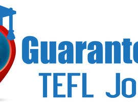 #49 for Design a Logo for guaranteed TEFL jobs af arnab22922