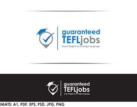 #33 for Design a Logo for guaranteed TEFL jobs by tolomeiucarles