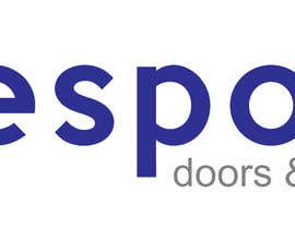 #11 for Design a Logo for bespoke doors and windows af DjordjeRadojevic