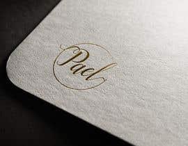 "#735 untuk Design a logo for fashion accessories brand ""Pael"". oleh hosenshahadat097"