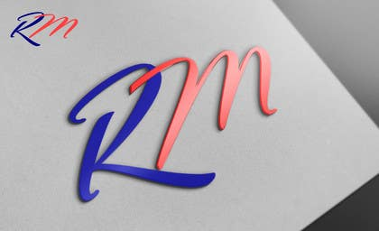 #48 untuk Design a Logo for RM -- 2 oleh Saranageh90