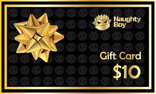 Bài tham dự cuộc thi #28 cho Design a $10 Gift Card for an Adult Store