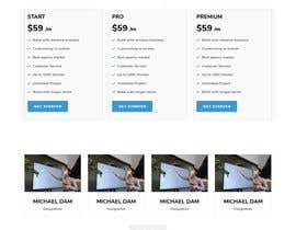 nº 102 pour Website Design for a company page par kamrulgdr