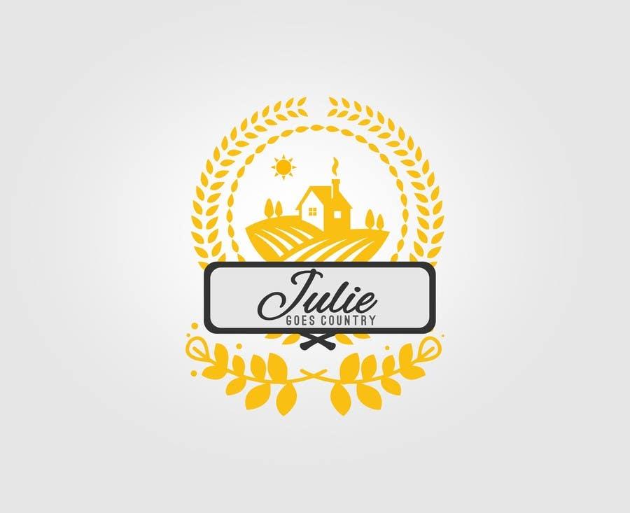 Konkurrenceindlæg #                                        89                                      for                                         Design a Logo for Julie Goes Country