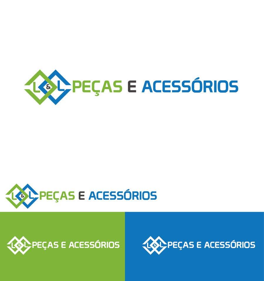 Contest Entry #                                        37                                      for                                         New Logo for L&L Peças e Acessórios