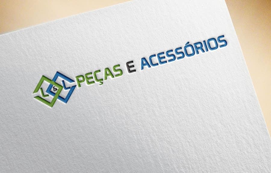 Contest Entry #                                        38                                      for                                         New Logo for L&L Peças e Acessórios
