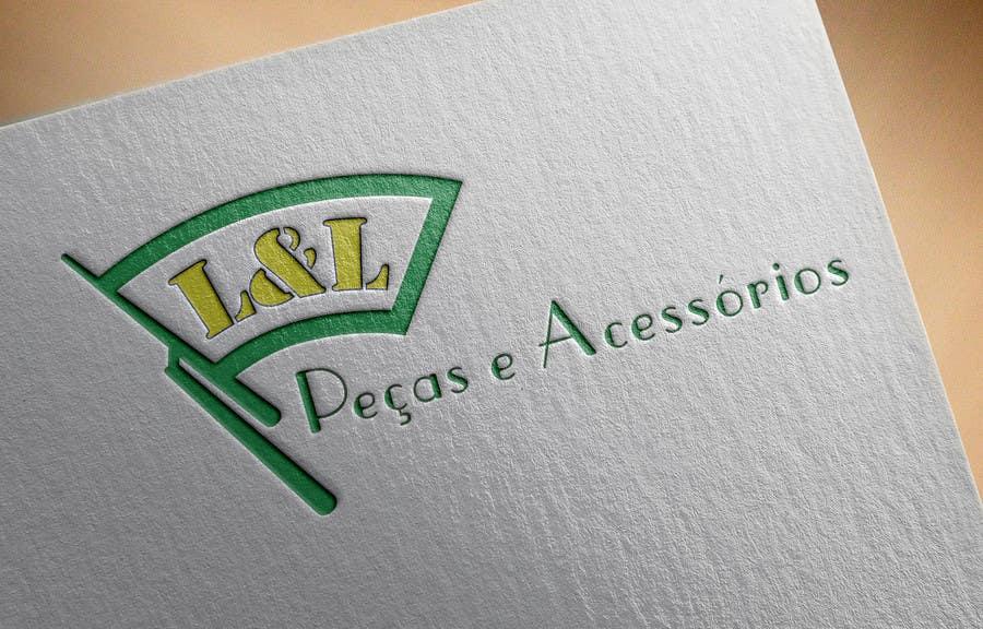 Contest Entry #                                        12                                      for                                         New Logo for L&L Peças e Acessórios