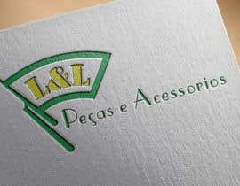 #12 for New Logo for L&L Peças e Acessórios af Franklangxang
