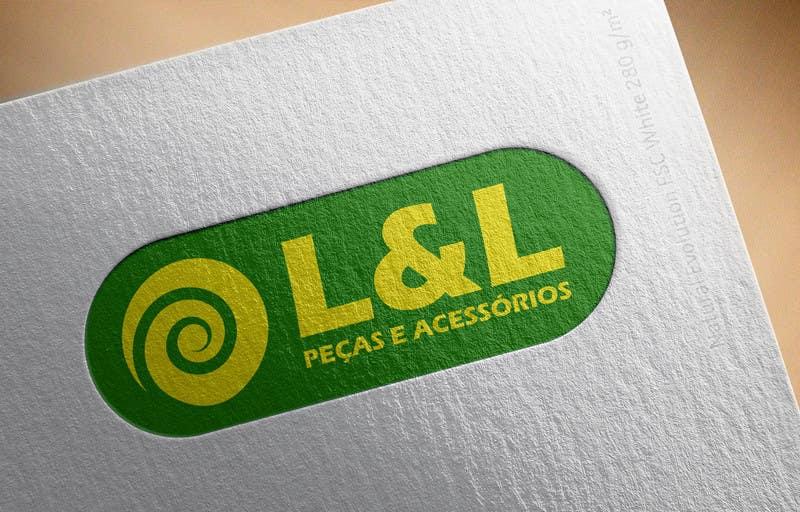 Contest Entry #                                        22                                      for                                         New Logo for L&L Peças e Acessórios