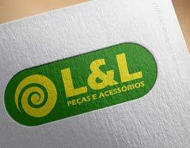 #22 for New Logo for L&L Peças e Acessórios by RuslanDrake