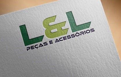 #45 cho New Logo for L&L Peças e Acessórios bởi eltorozzz