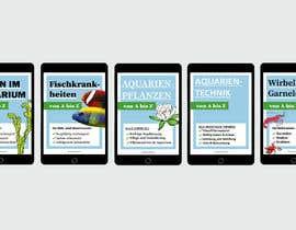 #34 cho Image Banner - Collage of different ebooks bởi israfilbsj