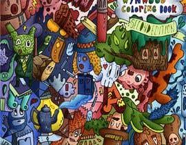 nº 13 pour Artist to Color Illustration for Coloring Book Cover par ScottCoyotte