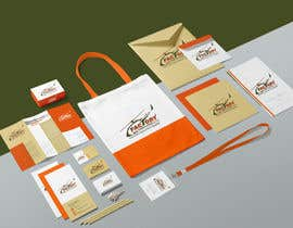 #61 para Corporate Identity for my Webstore company Logo and elements attached por biswasshuvankar2