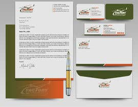 #24 para Corporate Identity for my Webstore company Logo and elements attached por Shobuj1995