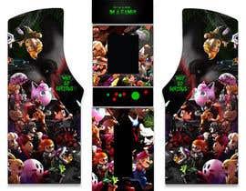 #28 untuk We need graphics skin design for arcade machine (pop art)-MUST BE ORIGINAL oleh engielgamal82