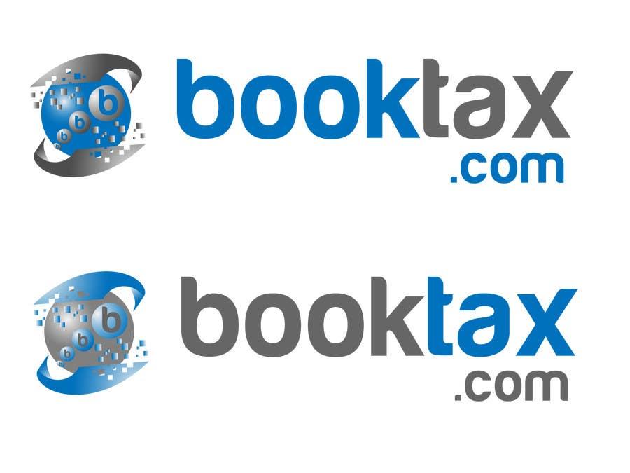 Konkurrenceindlæg #                                        40                                      for                                         Design a Logo for booktax.com instead of the ball/circle