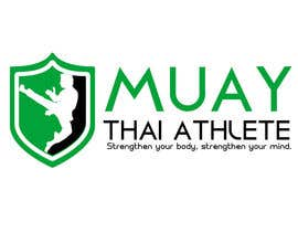 #3 para Design a Logo for MuayThaiAthlete.com por codigoccafe