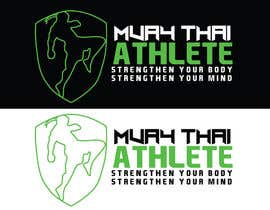 #4 para Design a Logo for MuayThaiAthlete.com por hernan2905