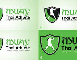 #7 para Design a Logo for MuayThaiAthlete.com por zradit
