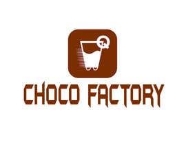 arunteotiakumar tarafından Choco Factory Logo için no 32