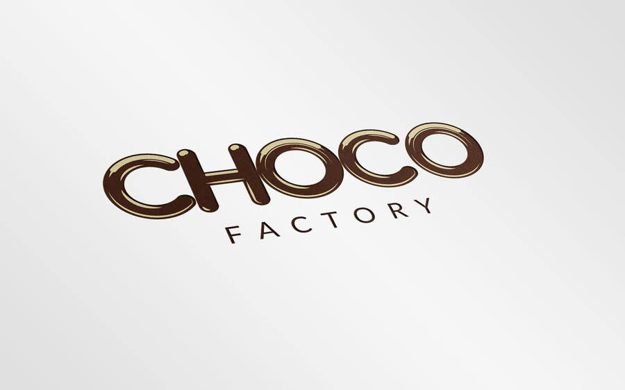 Penyertaan Peraduan #36 untuk Choco Factory Logo