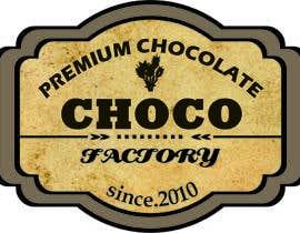 #21 for Choco Factory Logo af wahyuguntara5