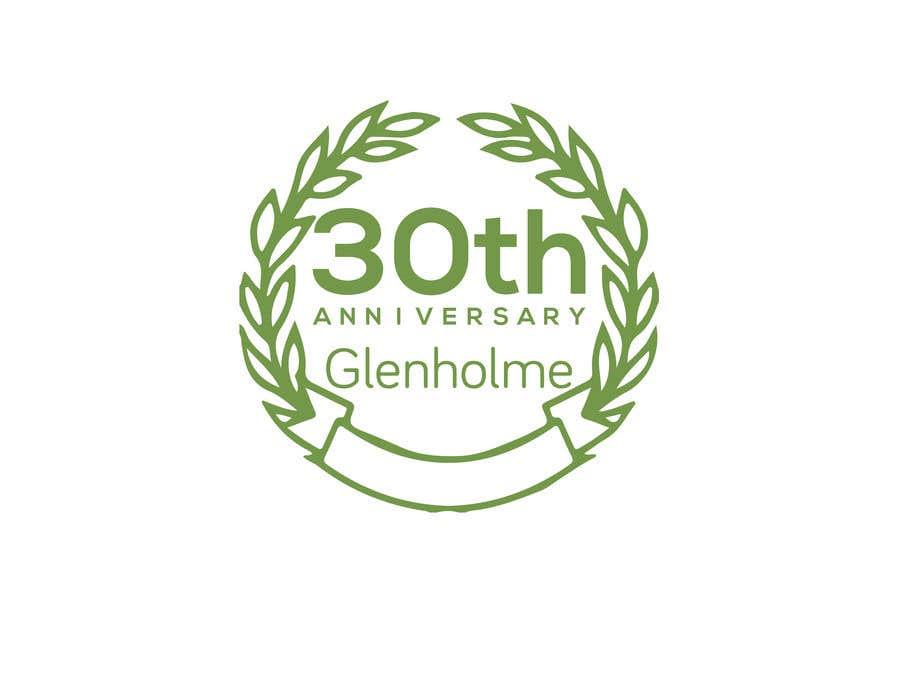 Конкурсная заявка №                                        344                                      для                                         Create a 30th Anniversary version of our logo for us