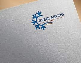 #789 para Everlasting Air logo design por asmakhatun5748