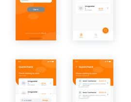 #66 for Make UI/UX design for my website and application af ishtiaquesoomro1