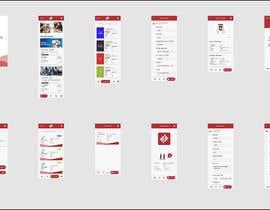 #53 for Make UI/UX design for my website and application af jhaankitkumar12