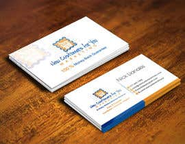 nº 17 pour Birthday Marketing Business Cards par IllusionG