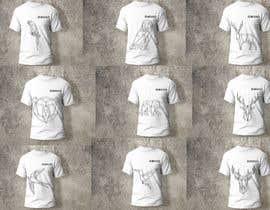 nº 19 pour T - Shirt Design Graphics - Tattoo design par snarend11
